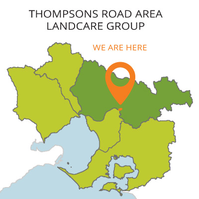 thompsons rd area map