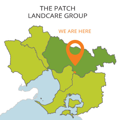 the patch landcare group map